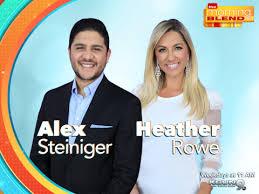Image of hosts of Morning Blend TV Interview
