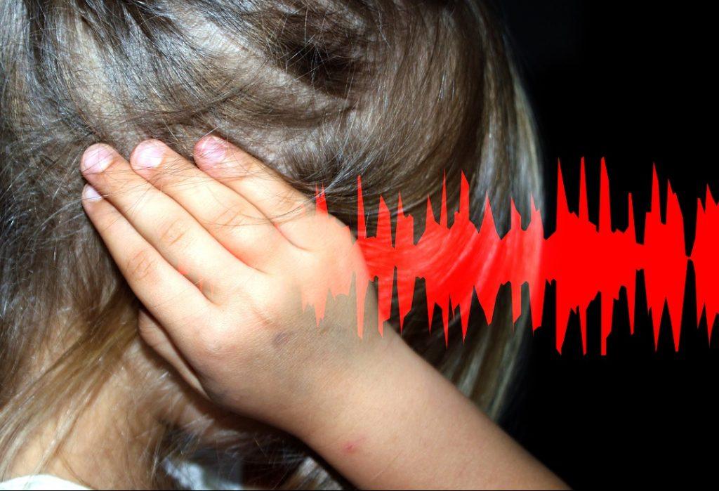 Noise sensitivity in autistic