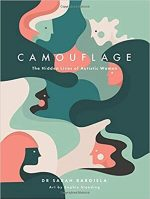 Book Cover, Camouflage: The Hidden Lives of Autistic Women