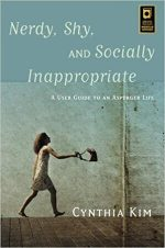 Book Cover - Nerdy, Shy, & Socially Inappropriate