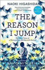 book cover: the reason I jump
