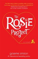 Book Cover - The Rosie Project