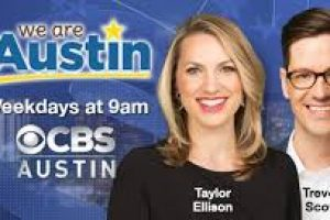 Image of hosts of We Are Austin promotional image
