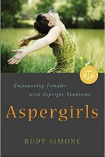 Cover of Aspergirls by Rudy Simone