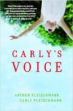 Book Cover, Carly's Voice