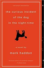 Book Cover - The Curious Incident of the Dog in the Night-Time