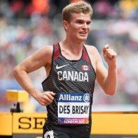 Tommy Des Brisay, Canadian Marathon Runner